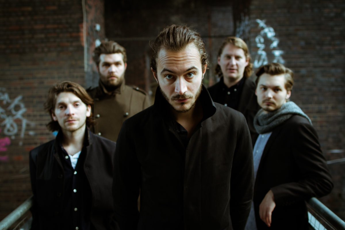 Editors unveil 'The Blanck Mass Sessions' on limited edition colour