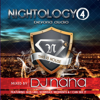 Nana Nightology 4 Album.indd